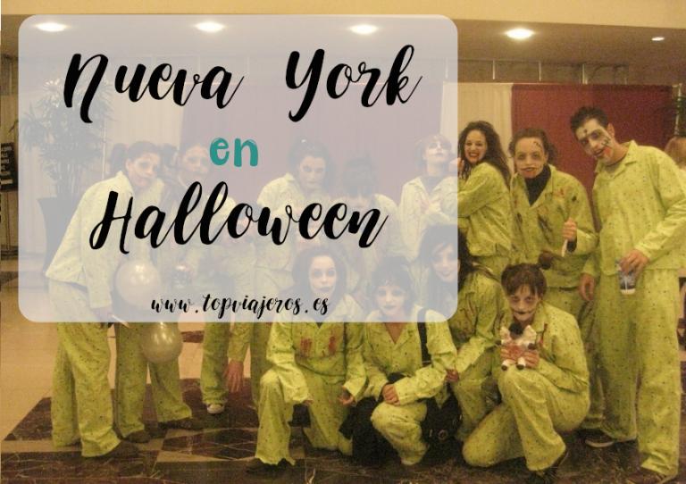 Nueva York en Halloween
