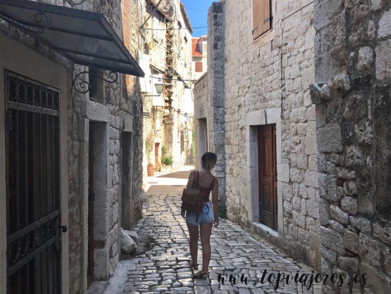 Casco antiguo Trogir Croacia