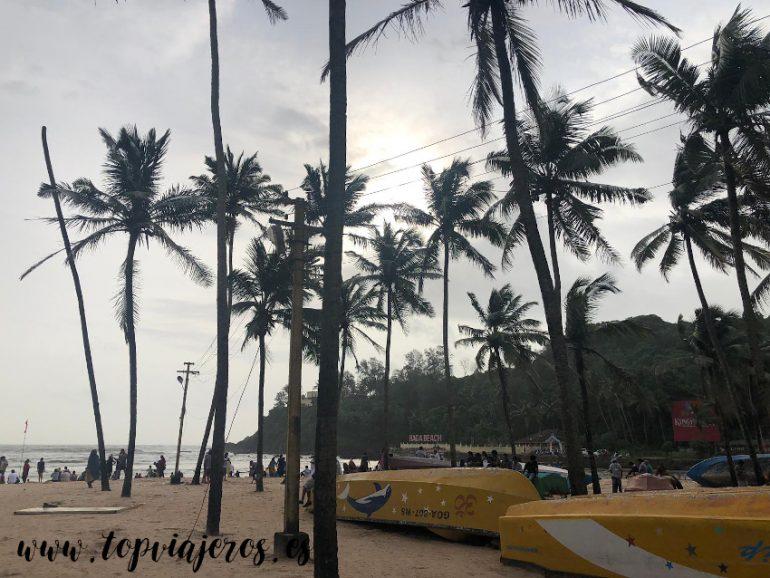 Baga Beach (Goa - India)