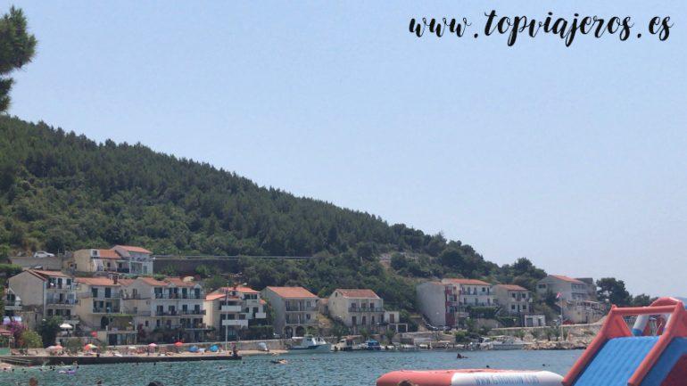 Gradac Beach (Croacia)