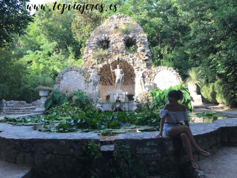 Trsteno Arboretum (Croacia)