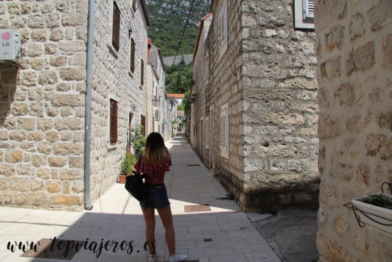 Calle Ston Croacia