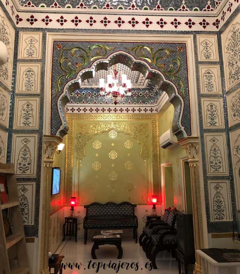 Nirbana Heritage Hotel and Spa (Jaipur)
