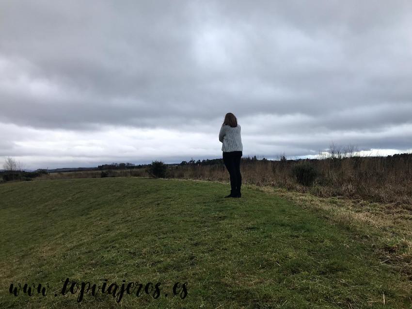 Campo de batalla de Culloden Escocia