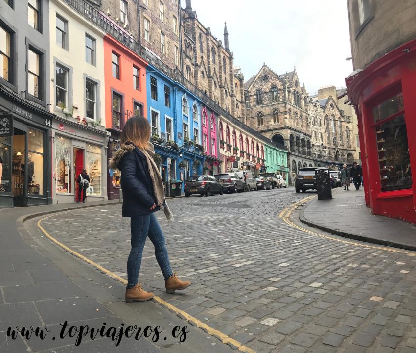Victoria Street, Edimburgo