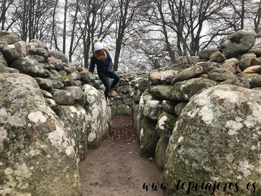 Cairn de Clava (Escocia)