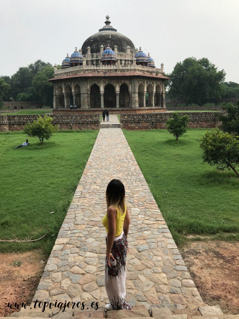 Tumba de Isa Khan's Delhi - Isa Khan's Tomb Delhi