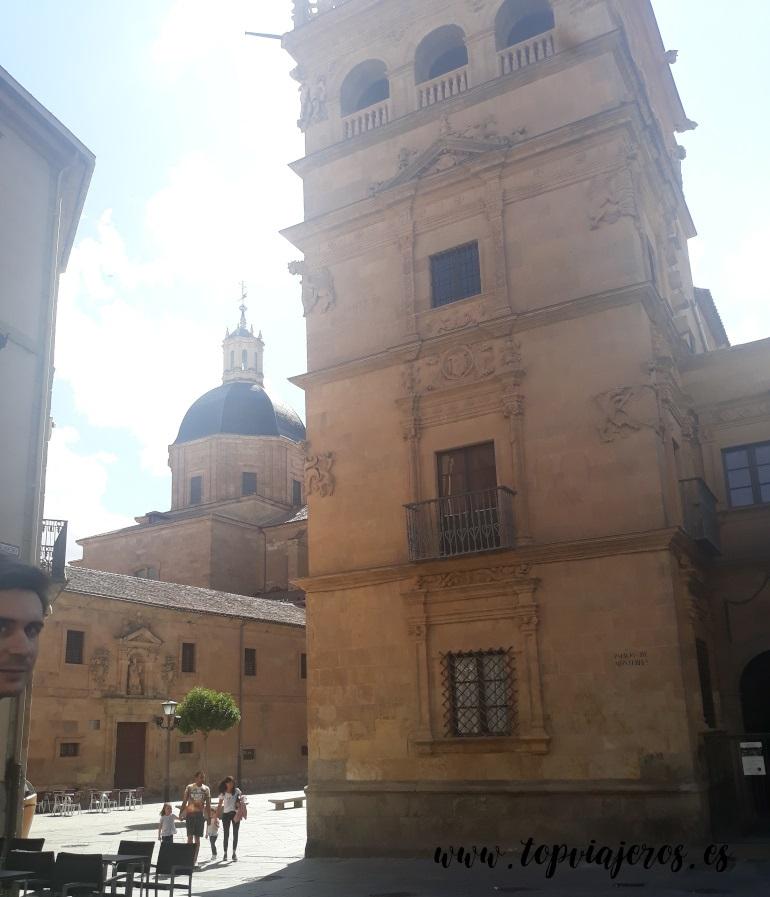 Palacio Monterrey Salamanca