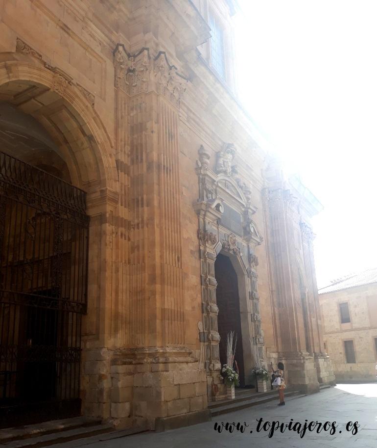 Iglesia de la Purísima Salamanca