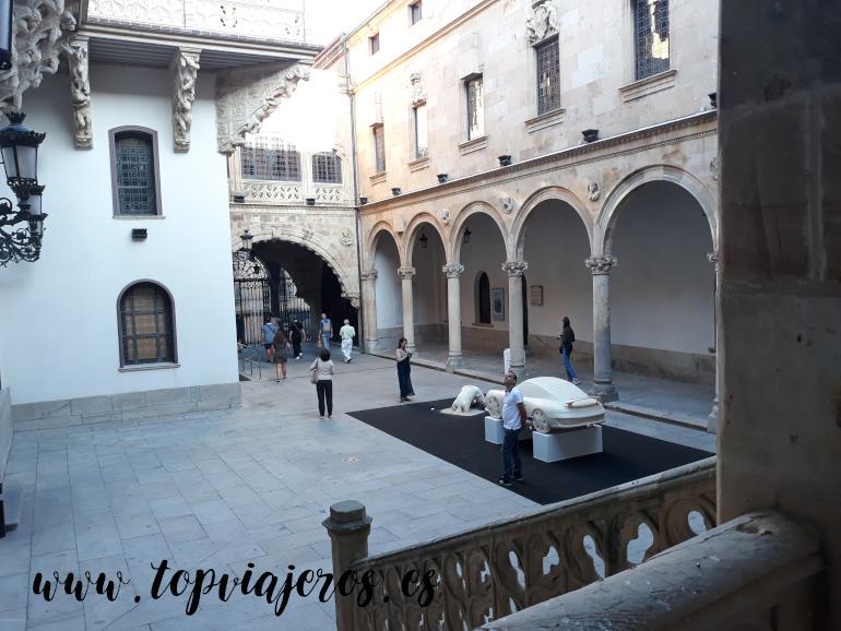 Palacio de la Salina