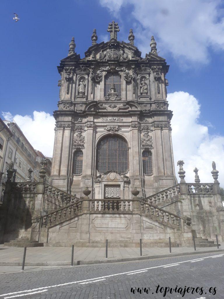 Iglesia de los Clérigos Oporto