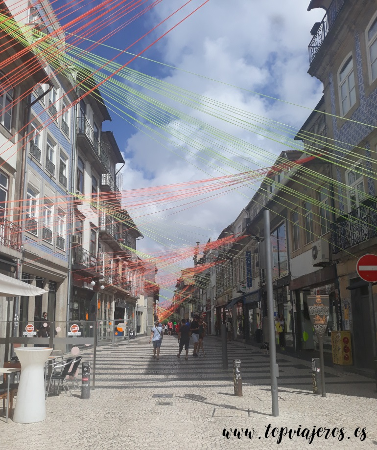 Rua de Cedofeita Oporto