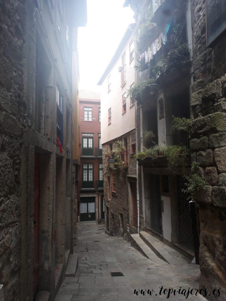 barrio de la Ribeira Oporto