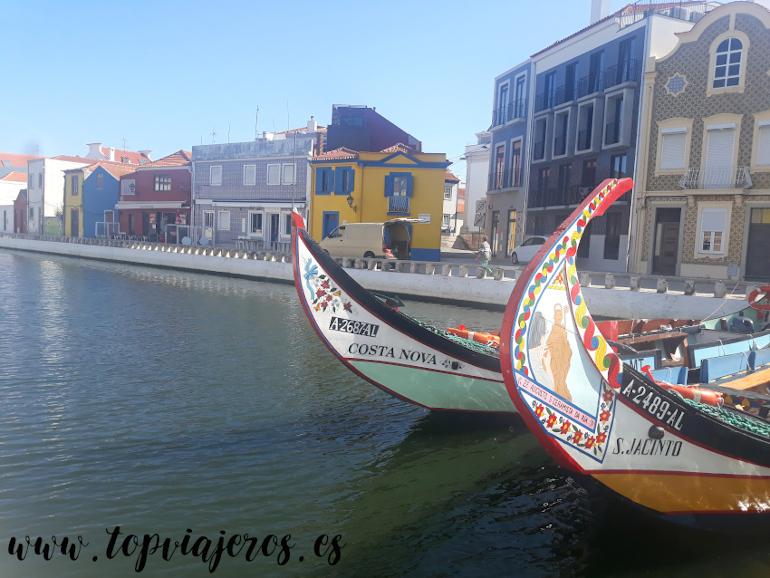 Moliceiros canal de Aveiro