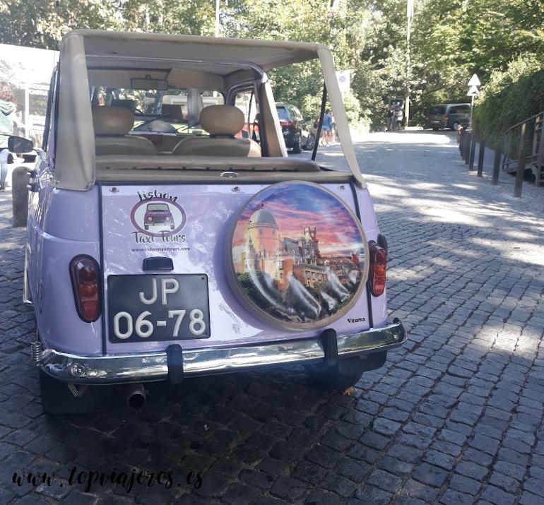 Taxi Tour Sintra