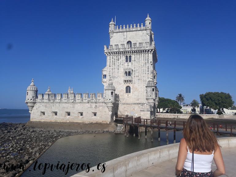 Torre de Belém Lisboa (Portugal)