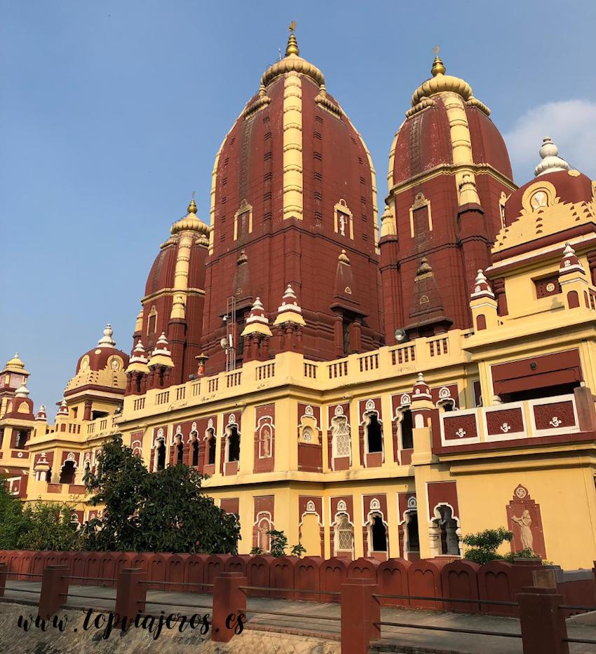 Templo Laxmi Narayan - Birla Mandir (Delhi)