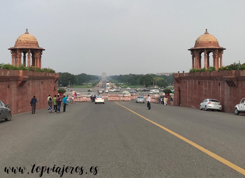 Rajpath (Nueva Delhi)