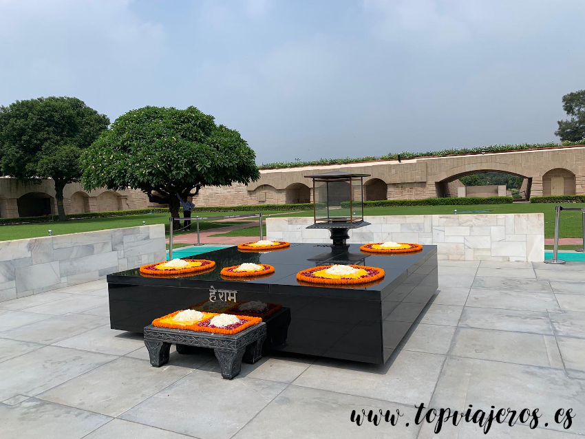 Raj Gath - Gandhi Memorial Delhi