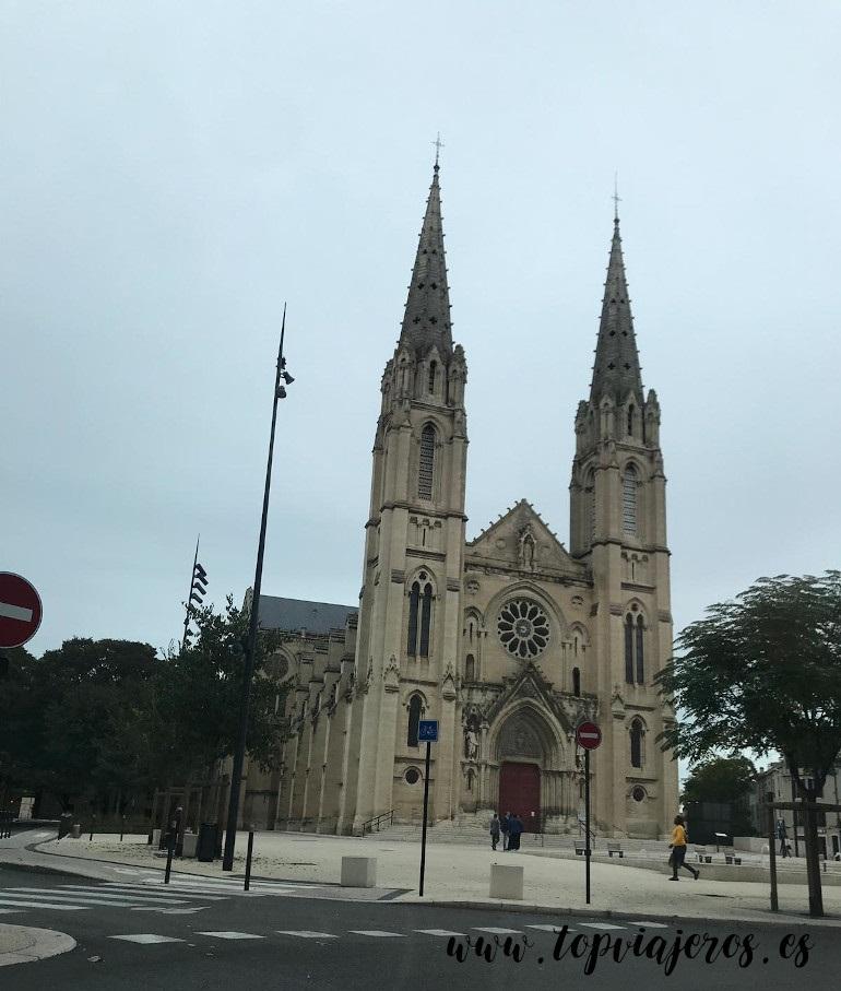 L'Église Saint-Baudile Nimes