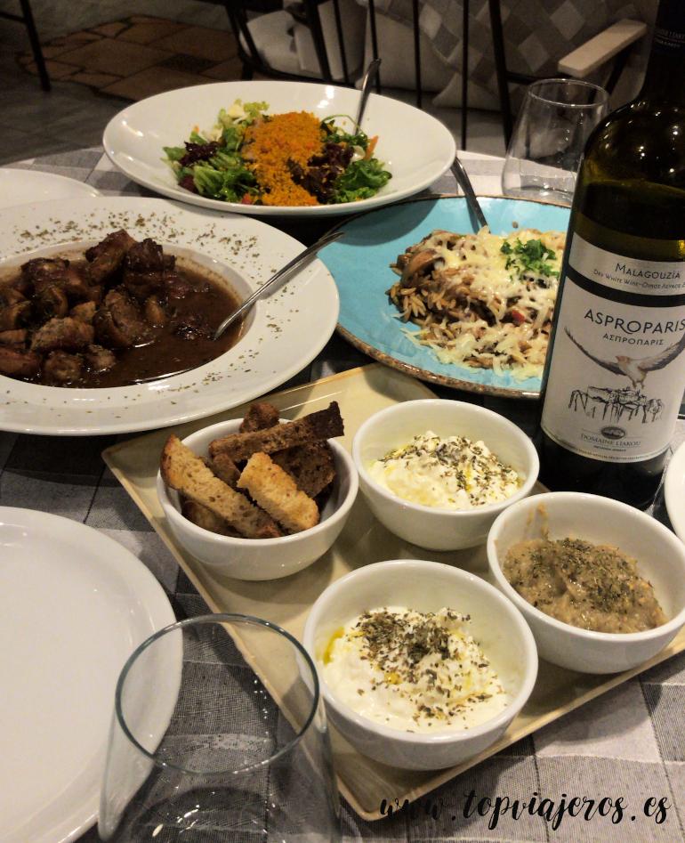 Restaurante Valia-Calda Kalambaka (Meteora)