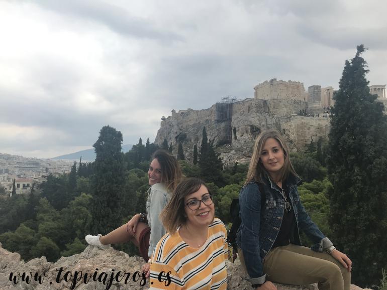 Vistas mirador acrópolis