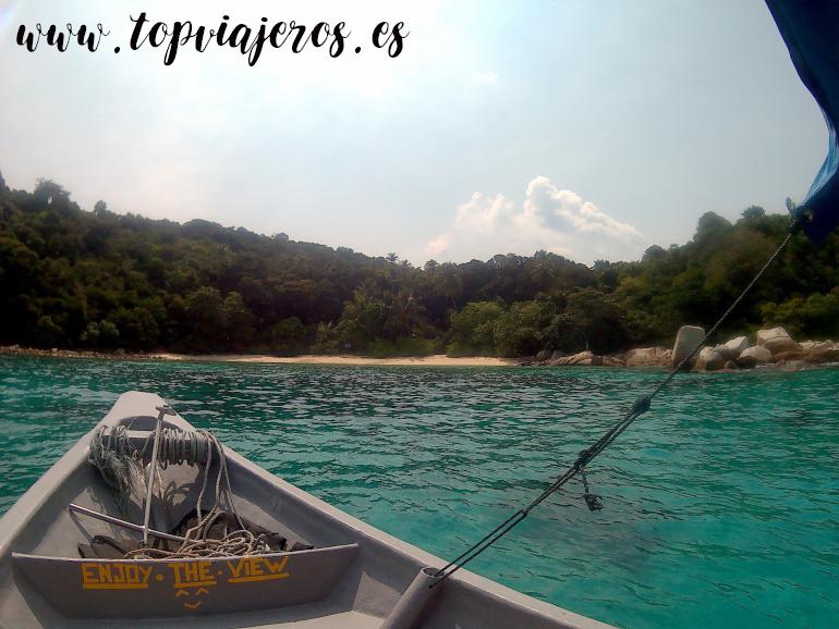 Boat Taxi islas Perhentian