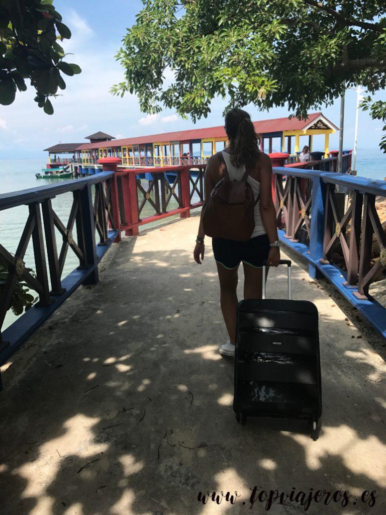 Camino Islas Perhentian