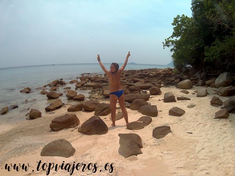 Quiet Beach Islas Perhentian