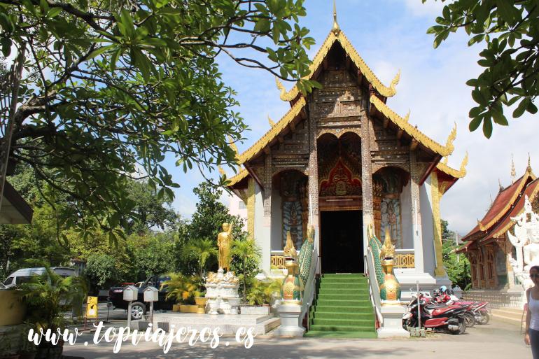 Wat Thung Yu Temple Chiang Mai