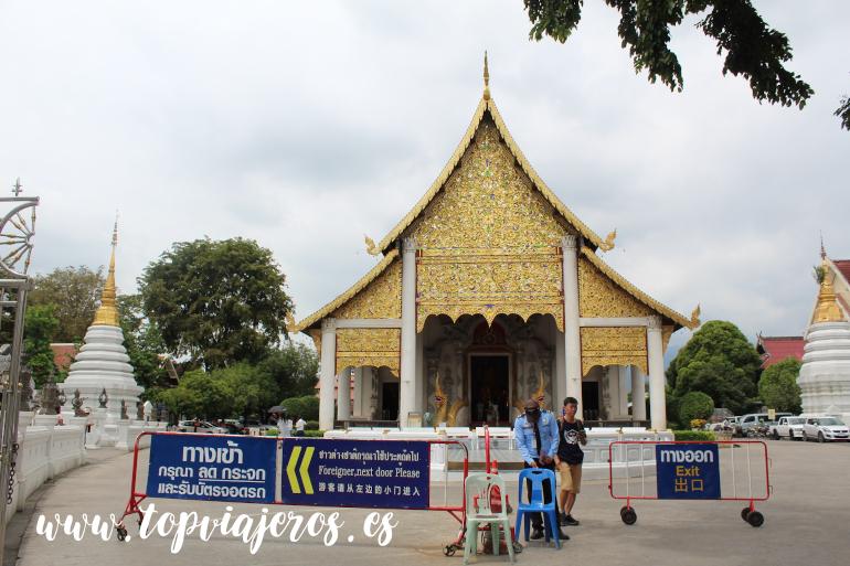 Wat Chediluang Worawihan Chiang Mai