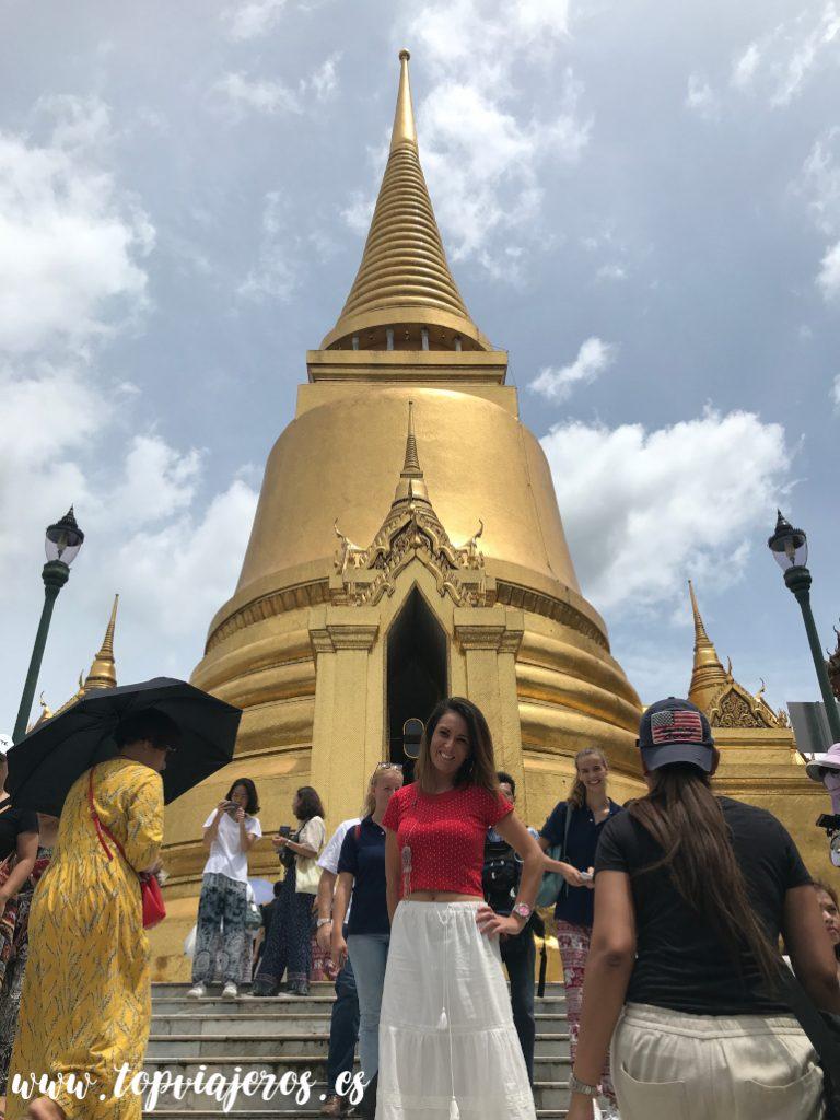 Gran Palacio de Bangkok (Tailandia)