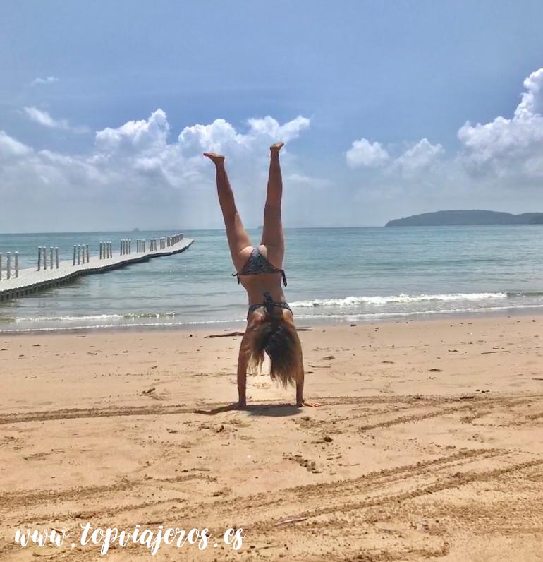 Phai Plong Beach Ao Nang (Tailandia)