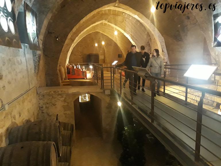 Cilla Monasterio de Piedra