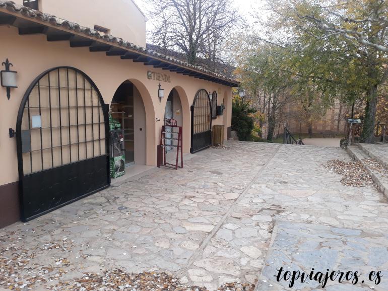 Tienda del Monasterio de Piedra