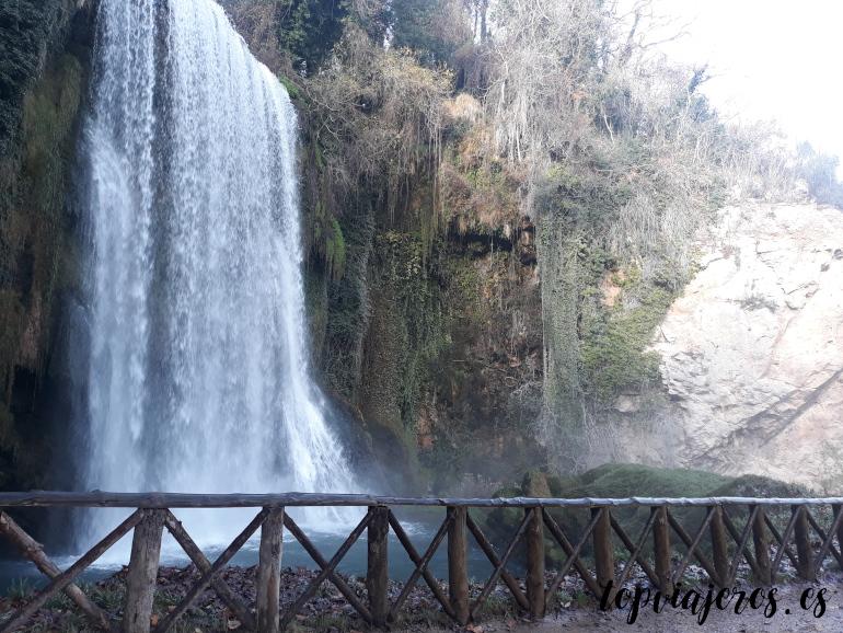 Cascada La Caprichosa - Monasterio de  piedra (Zaragoza)