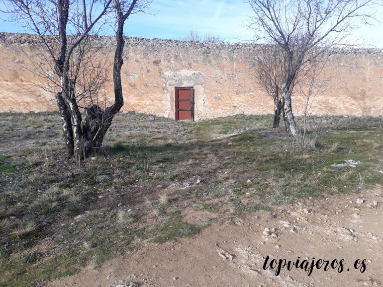 Mirador de la Puerta Negra - Monasterio de Piedra (Zaragoza)