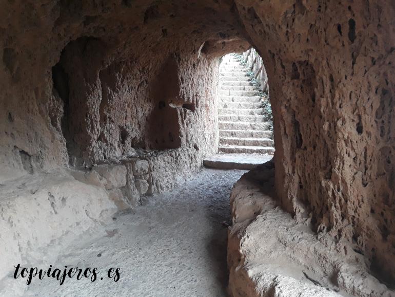 Gruta del Artista - Monasterio de Piedra (Zaragoza)