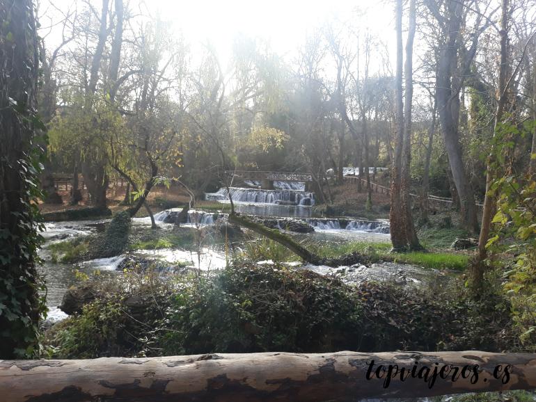 Los Vadillos - Monasterio de Piedra (Zaragoza)