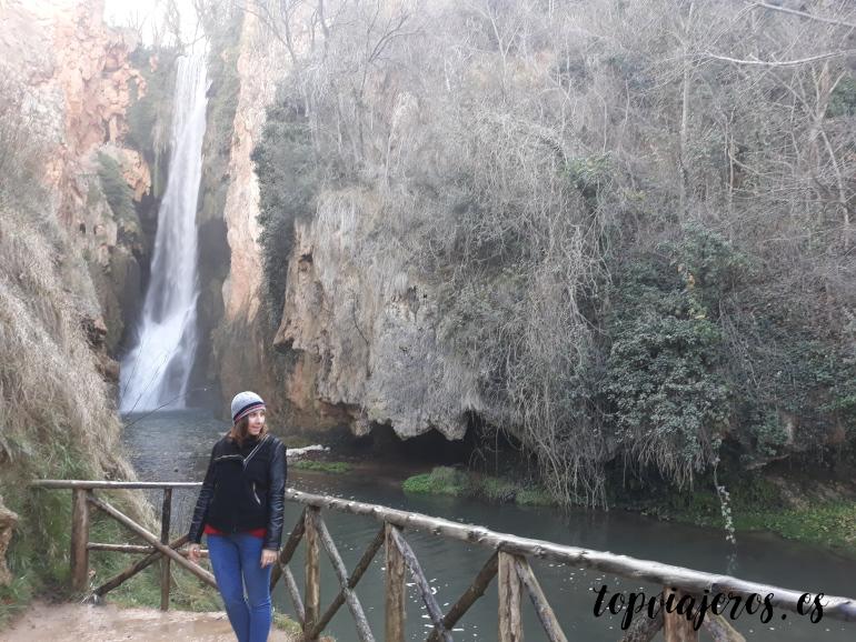 Cascada Cola de Caballo - Monasterio de Piedra (Zaragoza)