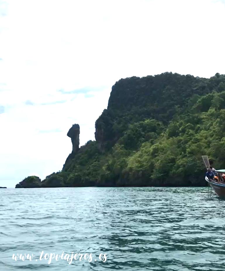 Chicken Island Krabi (tour 4 islands)