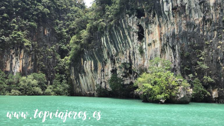Hong Lagoon Krabi (tour Hong Islands)