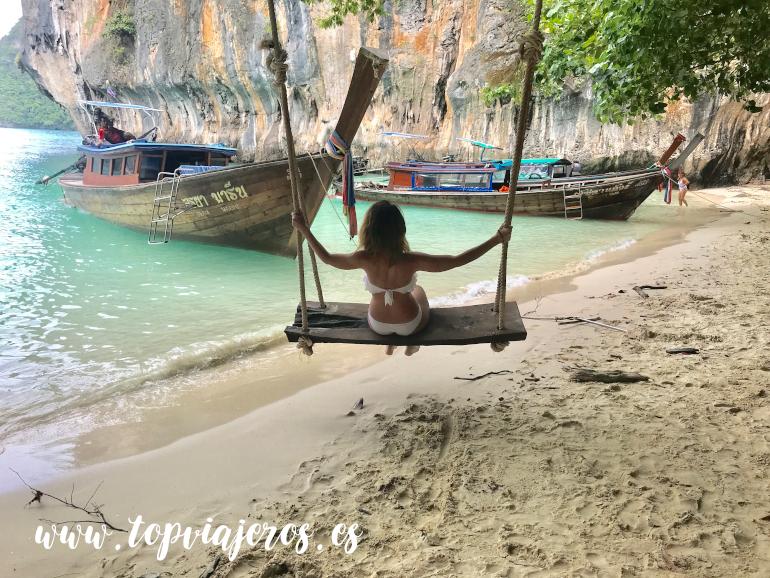 Pakbia Island Krabi (tour Hong Islands)