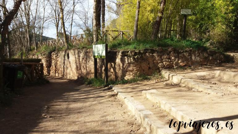 Cuatro Calles - Monasterio de Piedra (Zaragoza)