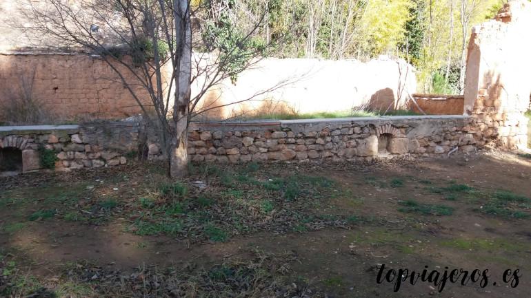 Tablao Colorao - Monasterio de Piedra (Zaragoza)