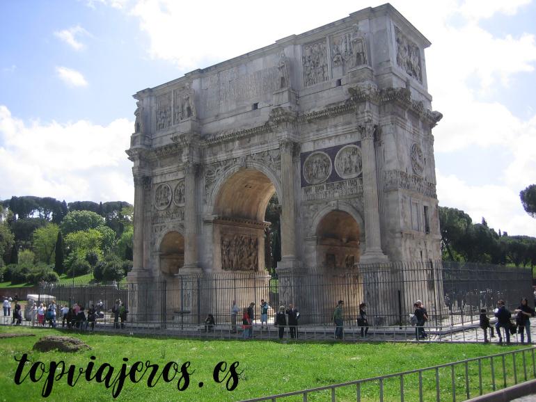 Arco Constantino Roma