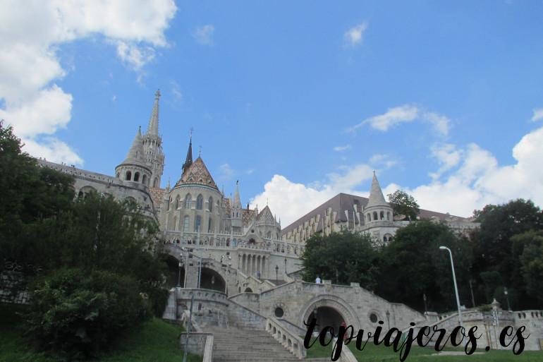 Bastion de Pescadores Budapest