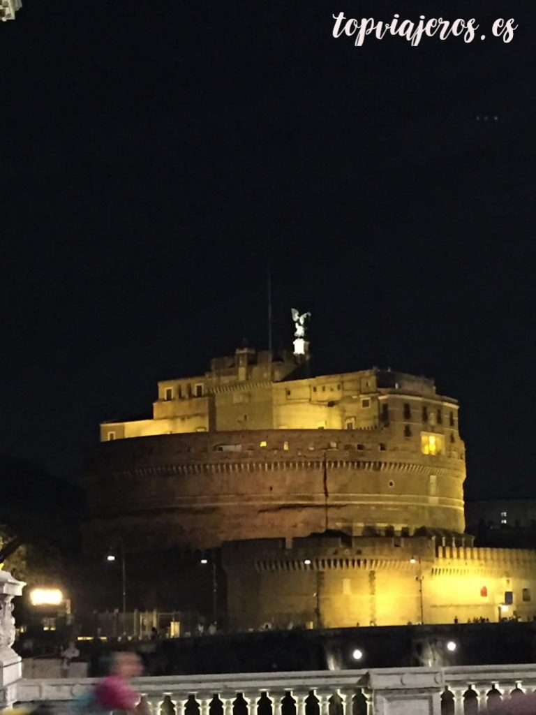 Castell Sant Angelo Roma