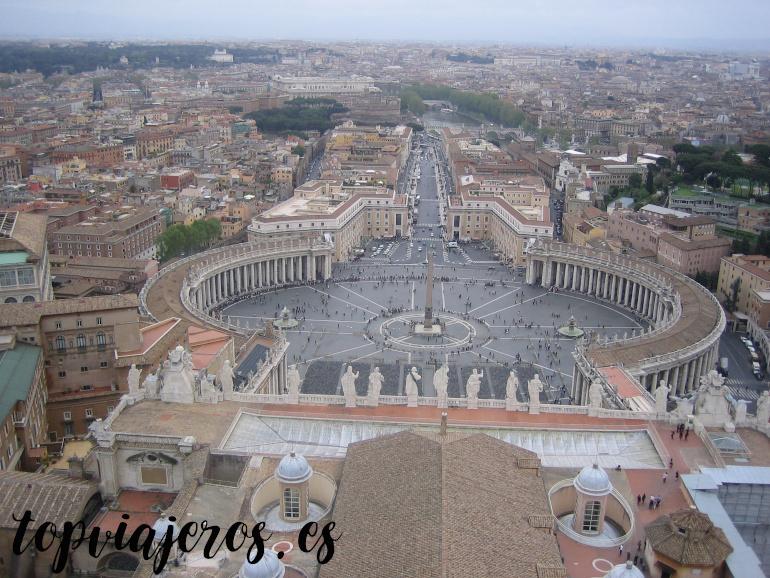 Basílica San Pedro Vaticano Roma