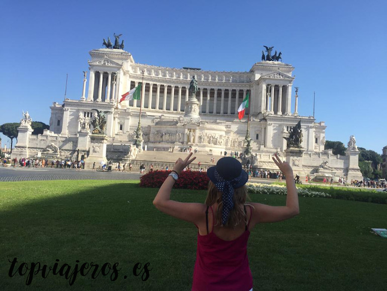 Monumento Vittorio Emanuele Roma